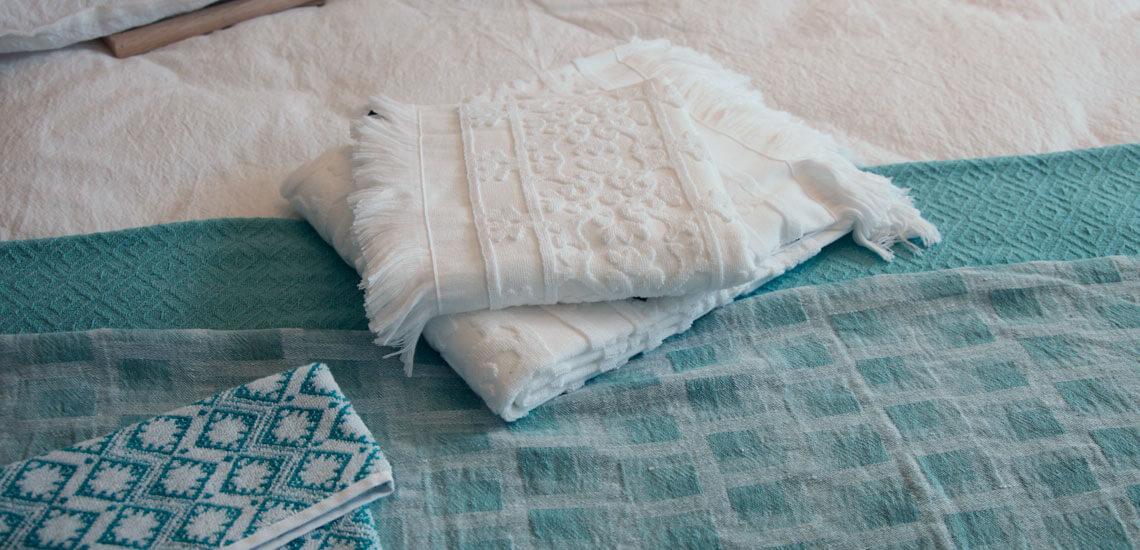 decoration linges de lit cap ferret