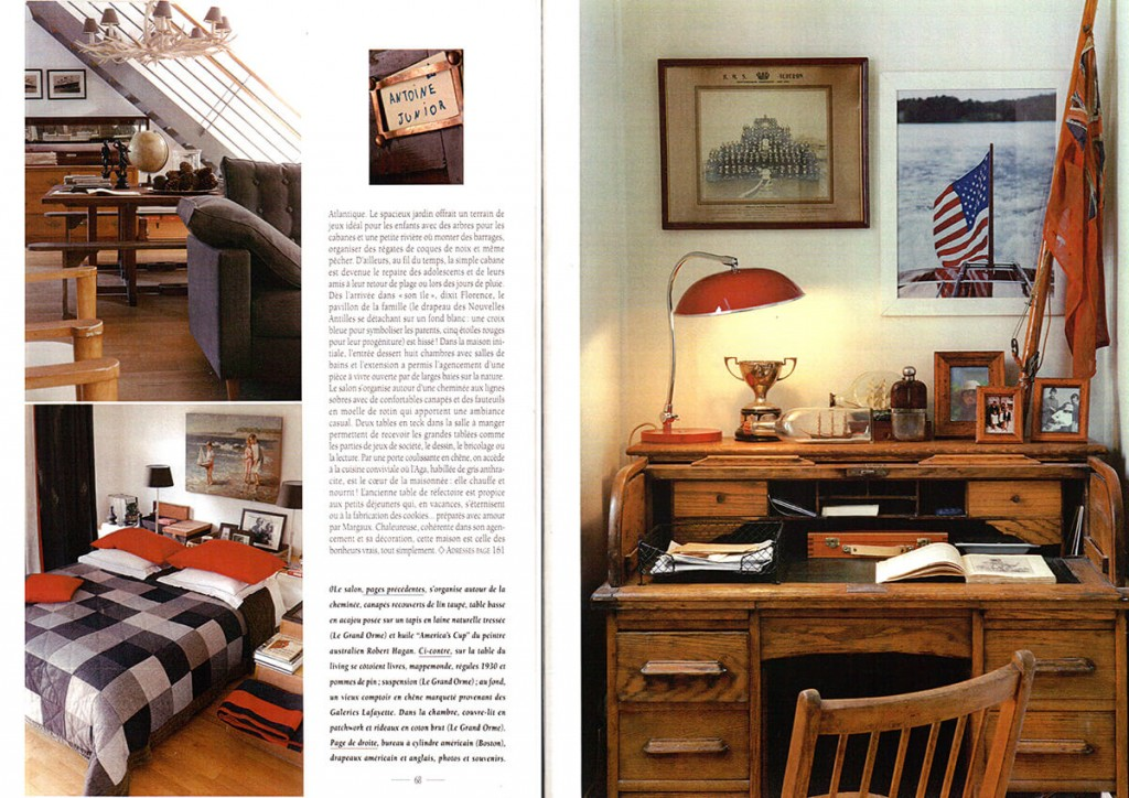 Le Grand Orme parution magazine dans Côté Ouest