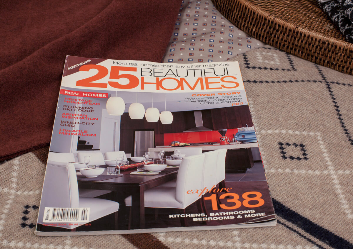 article presse magazine beautifull homes