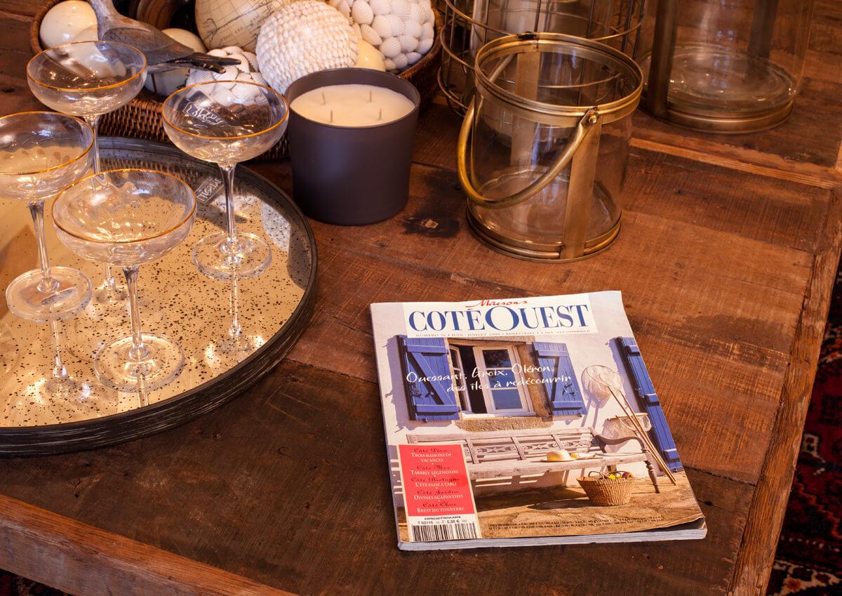presse magazine deco cote ouest 2008