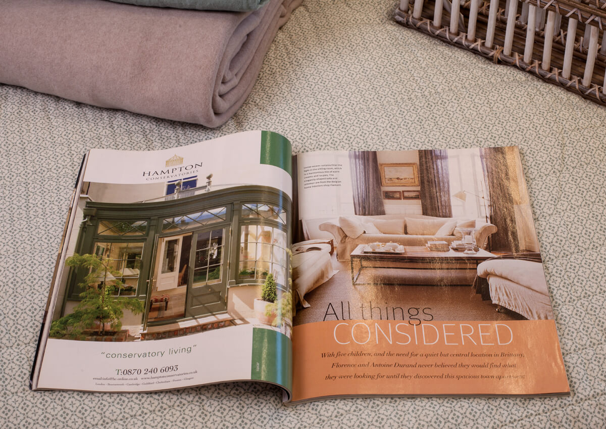 le grand orme reportage magazine homes and gardens
